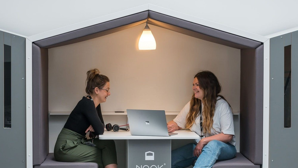 Nook collaboration space